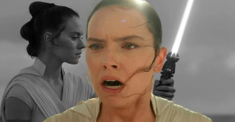 Rey S Yellow Lightsaber Plot In Rise Of The Skywalker Got Axed Wowkia Com