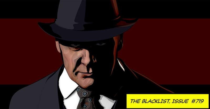The Blacklist Animated Cover 2