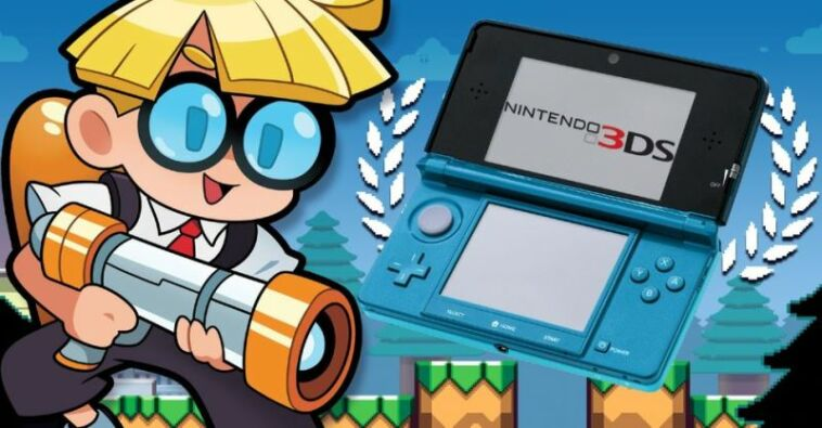 Atooi Collection Mutant Mudds Nintendo 3ds