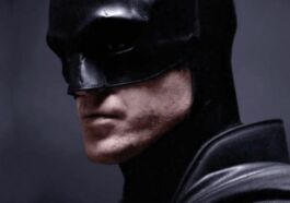 Batman Robert Pattinson Batsuit