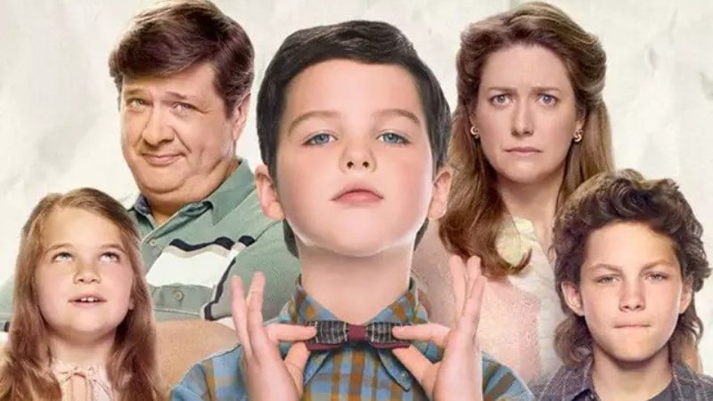 Good News For The Big Bang Theory Fans Young Sheldon Will Now Stream On Hbo Max~1