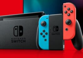 Nintendo Switch Hero Shot Close Up