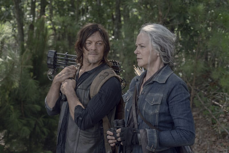 Walking Dead Carol Daryl 10x6 1