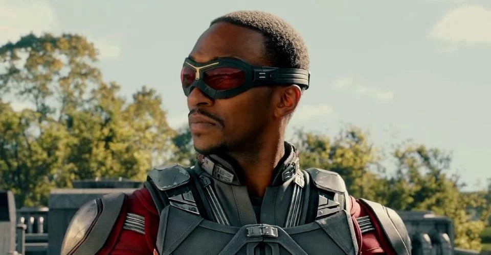 Anthony Mackie As Sam Wilson Aka Faclon