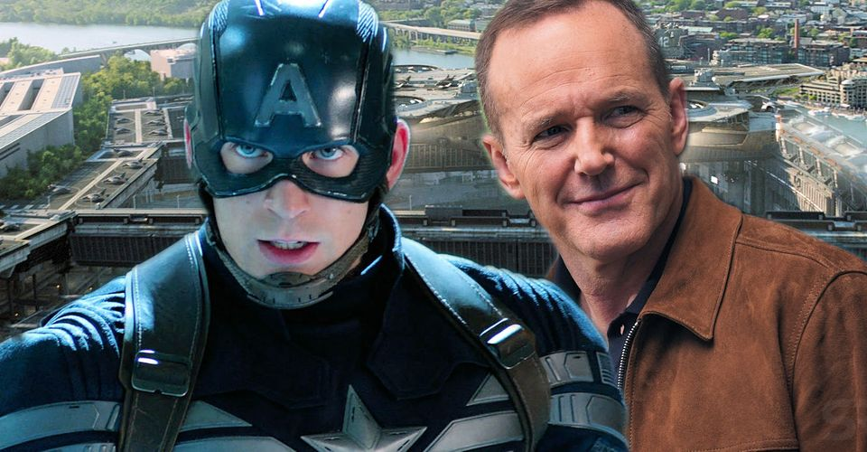 Captain America Agent Coulson And Project Insight