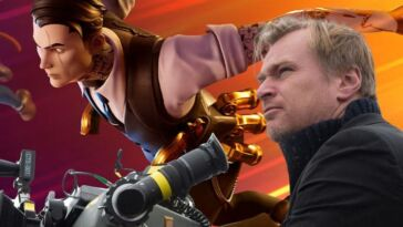 Chris Nolan Fortnite