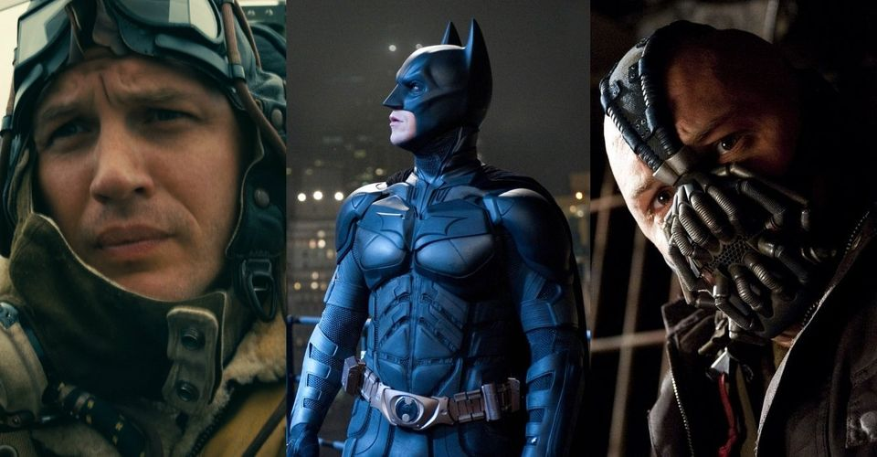 Christopher Nolan Movies Masks