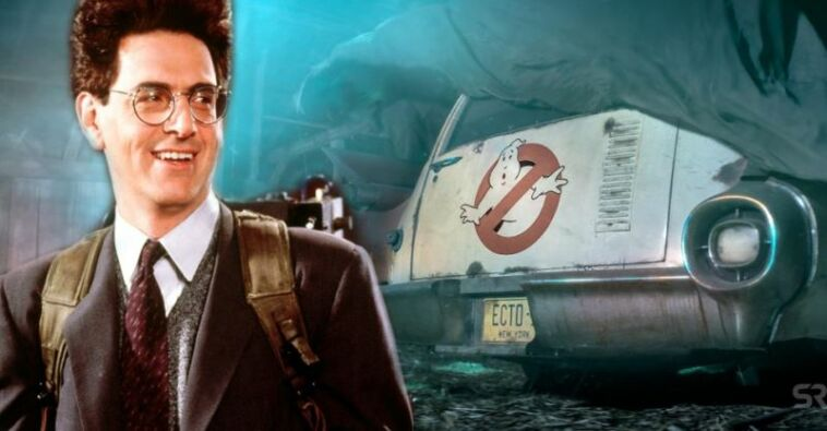 Ghostbusters Afterlife Egon Family Connection
