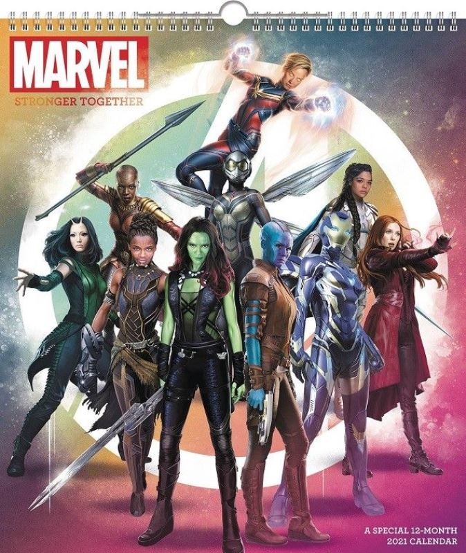 Marvel A Force Promo Art