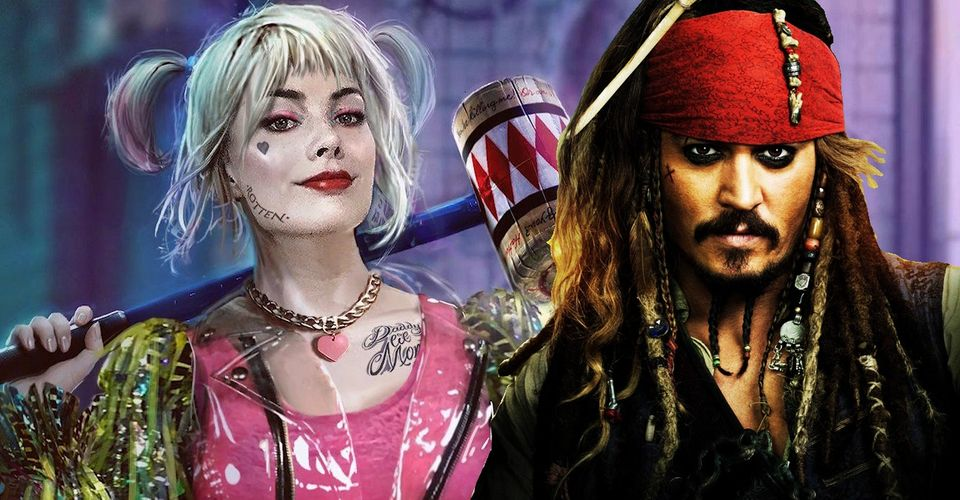 Pirates Of The Caribbean Movie Reboot And Margot Robbie Movie