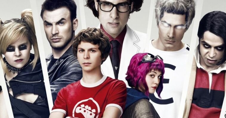 Scott Pilgrim Feature