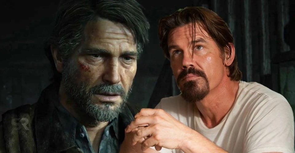 The Last Of Us Joel Josh Brolin