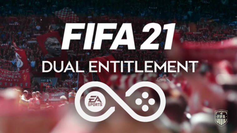 Fifa 21 Free Ea Upgrade Next Generation Consoles Dual Entitlement Cover Image