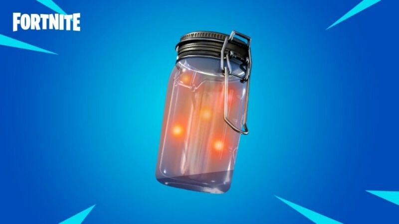 Fortnite New Fireflies Jar Item