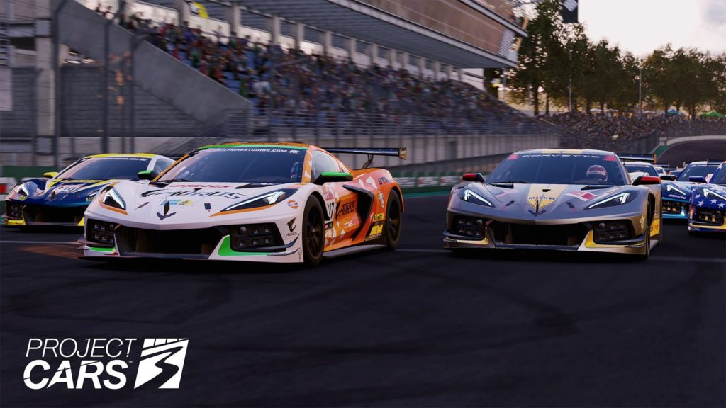 project cars 3 specifitaion system requirements