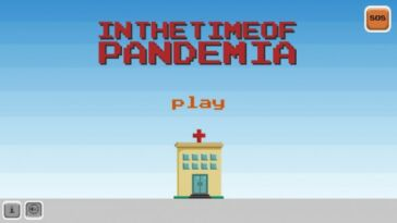 Pandemia Game Covid 19