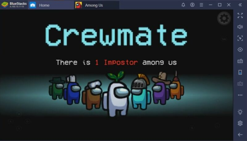 Crewmate Among Us Imposter