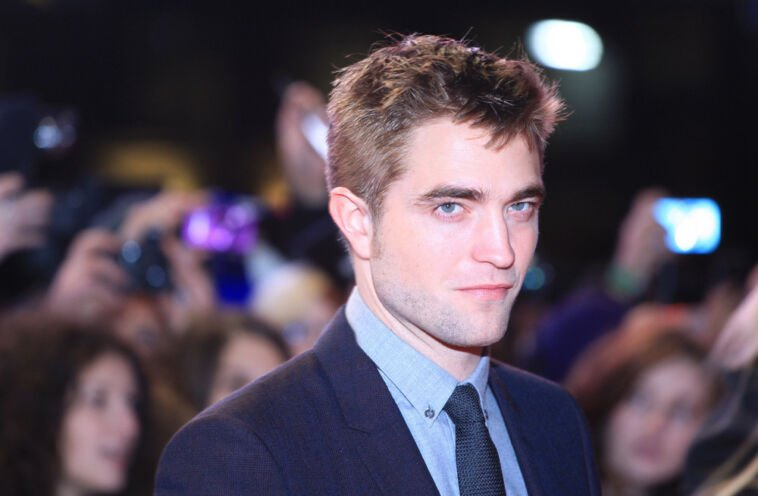 Robert Pattinson Covid 19