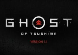 Ghost Of Tsushima Version 1.1