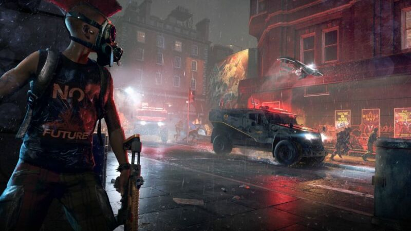 Watch Dogs Legion Game