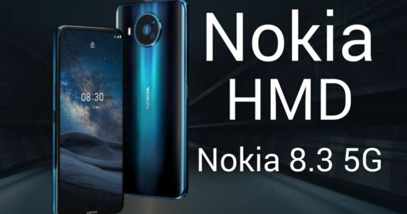 Best 5G Smartphone in 2020, Nokia 8.3 5G