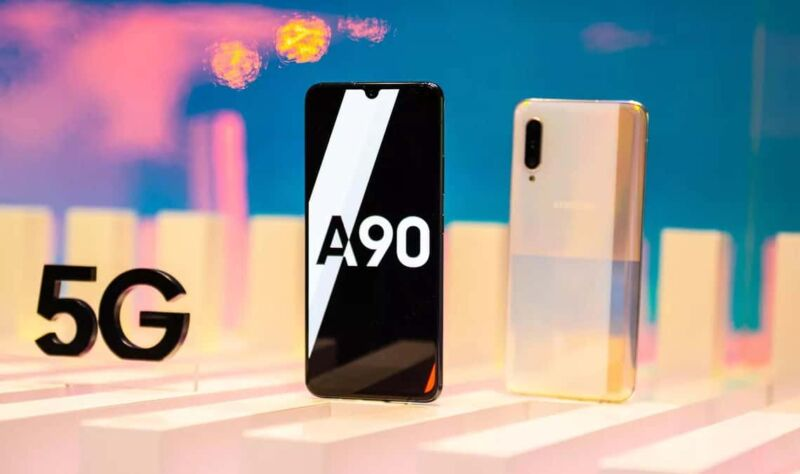 Best 5G Smartphone in 2020, Samsung Galaxy A90 5G