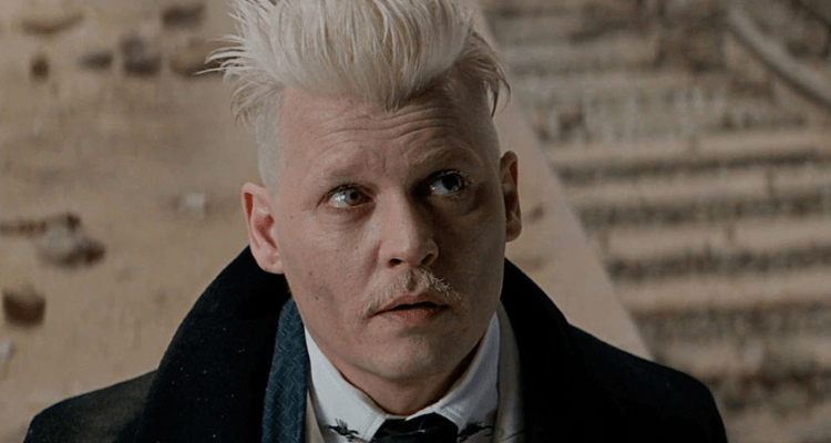 Grindelwald Johnny Depp 1