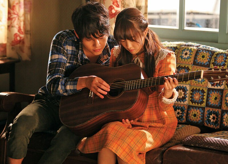Werewolf Boy Korean movie recommendation