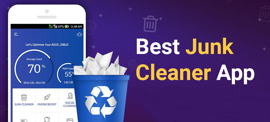 Best Android Junk Cleaner Applications