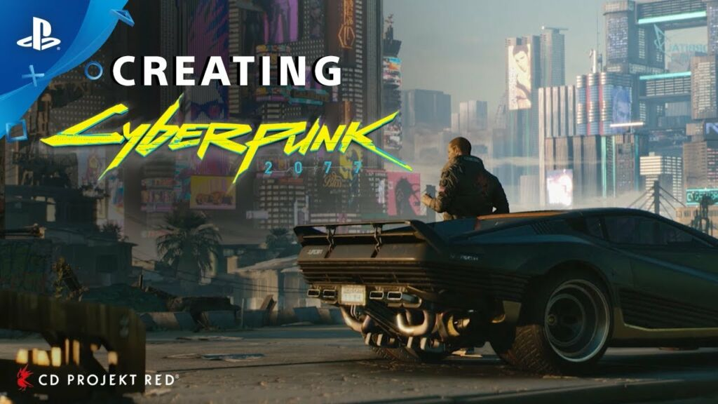 Cyberpunk 2077 Released on Play Station 5