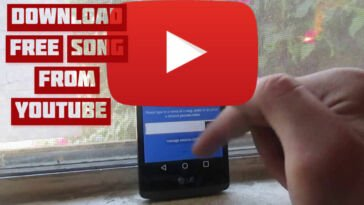 Download Song from YouTube on a Smartphone
