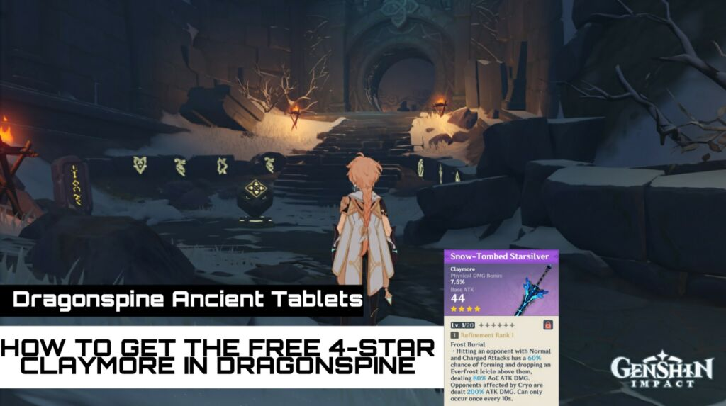 Dragonspine Ancient Tablets