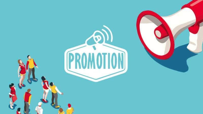 Offering Promotional Services