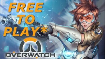 Overwatch Can be Played for Free Until January 10th