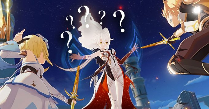 Quiz Answer for Paimon Event: Questions About Characters