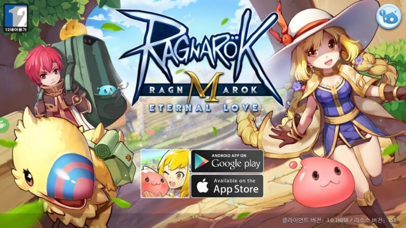 Best Money Making Games, Ragnarok M Eternal Love