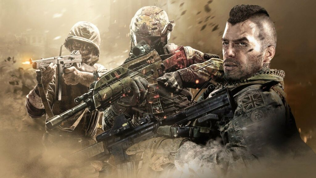 Soap Will Back in Call of Duty: Warzone and Black Ops Cold War