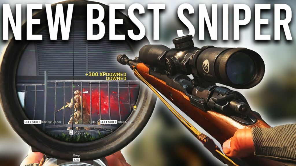 Best Loadout for Kar98k in Call of Duty: Warzone