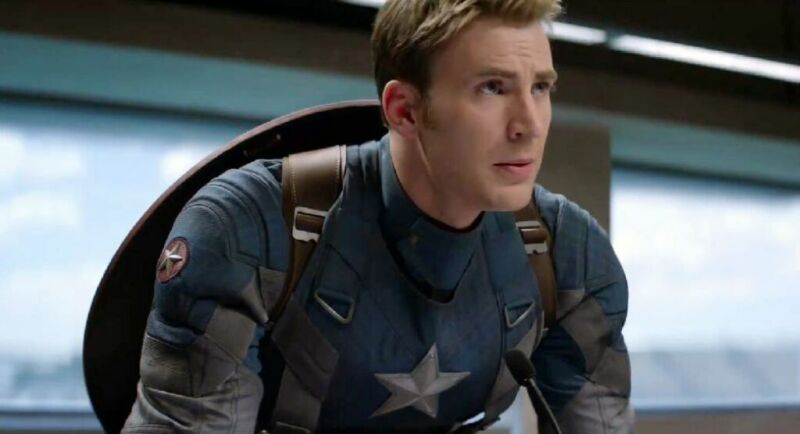 Chris Evans Returns As Captain America