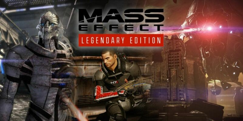 "Mass Effect Legendary Edition Game ""RUMORS"""