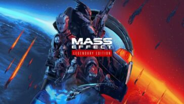 Release Date For Mass Effect Legendary Edition Game Leaked