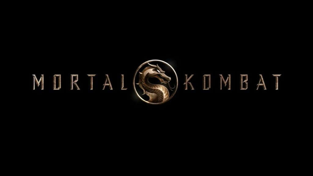 Mortal Kombat Movie Logo