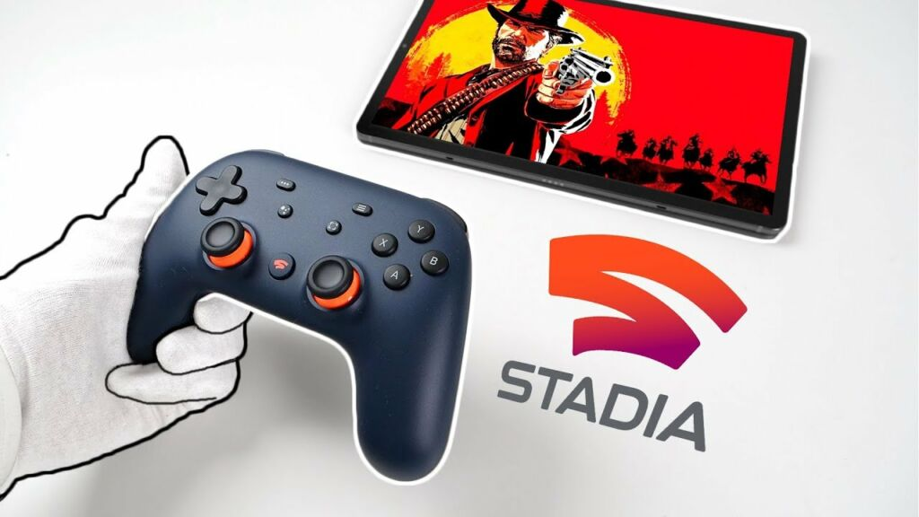 2021, Google Stadia Gets More Than 100 Games