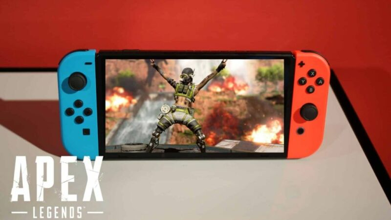 Apex Legends Available on Nintendo Switch