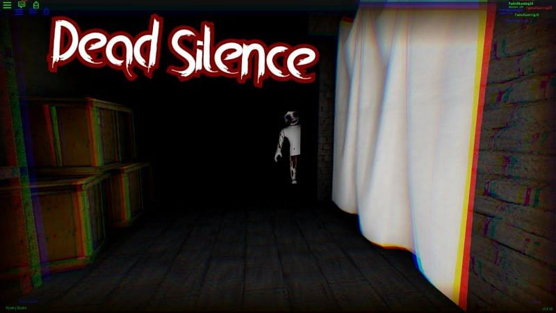 Best Scariest Games on Roblox, Dead Silence
