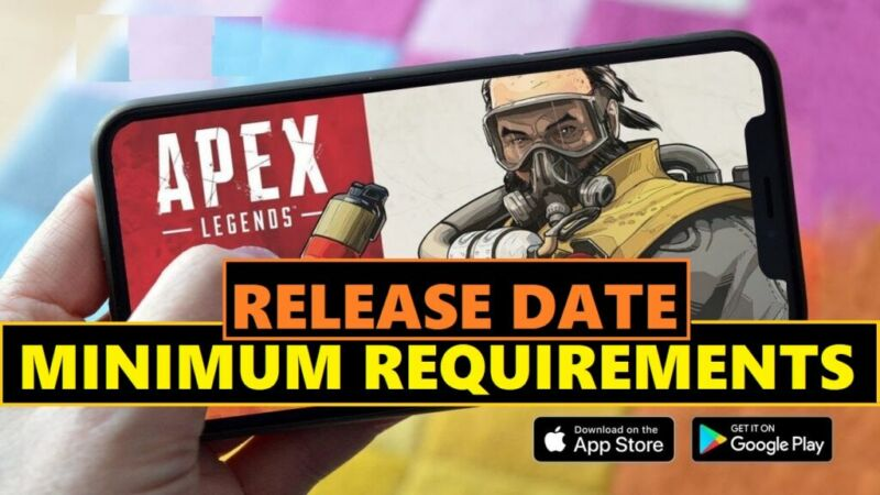 Here's the System Requirements for Playing Apex Legends Mobile