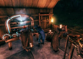 How to Upgrade Workbench in Valheim