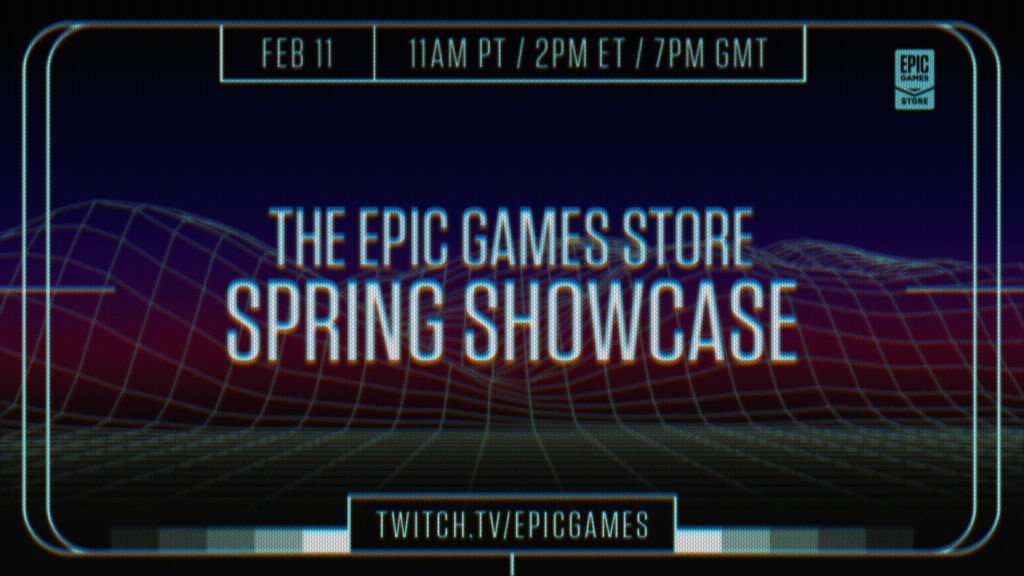 New Game on Epic Games Store Will Be Announced This Week
