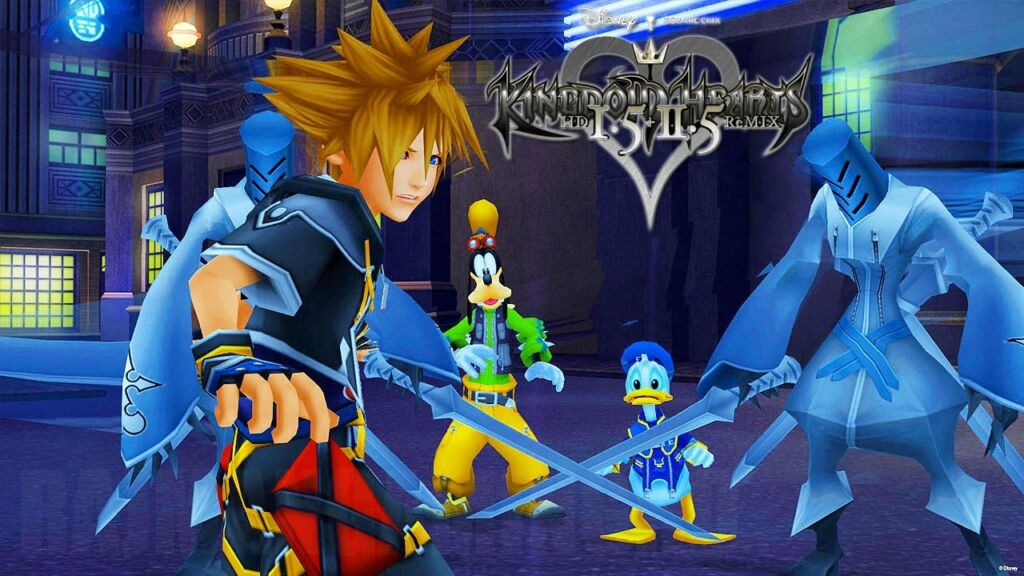 PC Specifications for Kingdom Hearts HD 1.5 + 2.5 ReMix