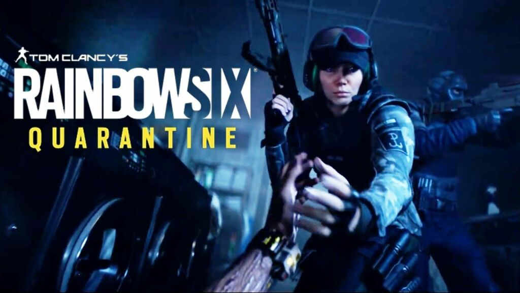 Rainbow Six Quarantine May Change Name Because COVID-19